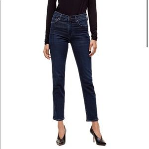 Citizens of Humanity Straight Leg Jeans
